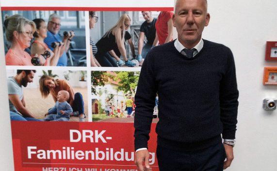 Albert Phlipsen wird Dozent im Kreisverband Städetregion Aachen